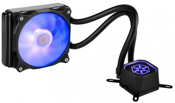 SilverStone TD-02 RGB и TD-03 RGB