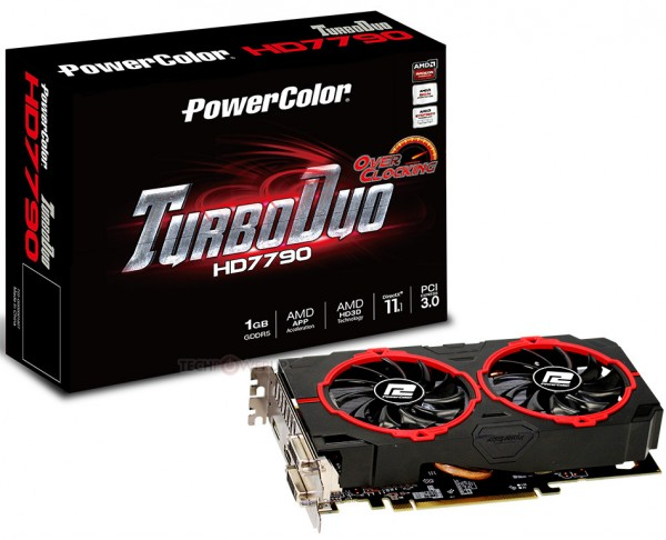 PowerColor TurboDuo HD 7790 OC