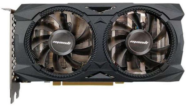 Manli GeForce RTX 2060 with Twin Cooler
