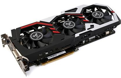 iGame GTX 1060 U-TOP-3G