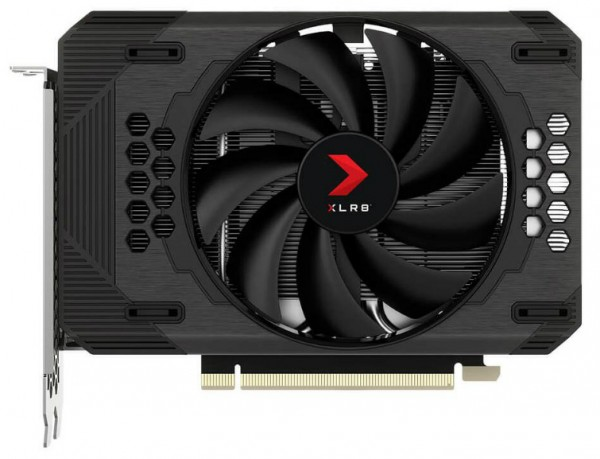 PNY готовит компактную видеокарту XLR8 GeForce RTX 3060 REVEL EPIC-X RGB Single Fan Edition