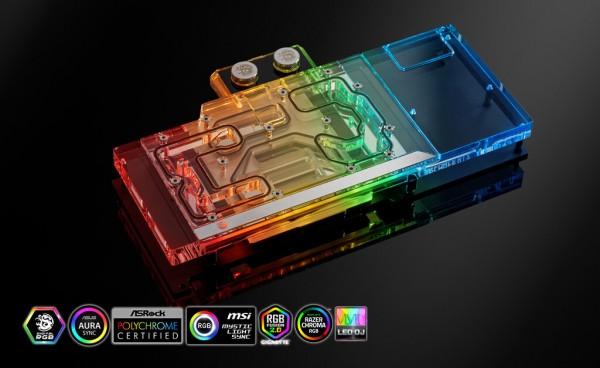 Bitspower Classic VGA Water Block for GALAX GeForce RTX 3090 EX Gamer (BP-VG3090GXEXG)