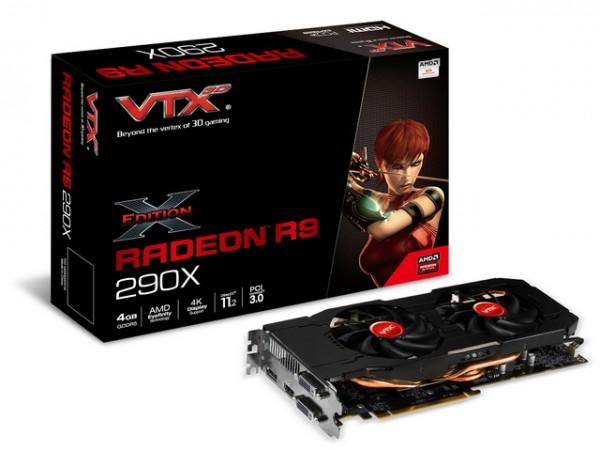 VTX3D Radeon R9 290X X-Edition V2 (VXR9 290X 4GBD5-DHX)