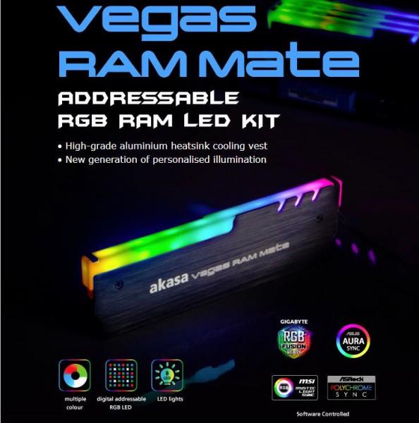 Akasa Vegas RAM Mate