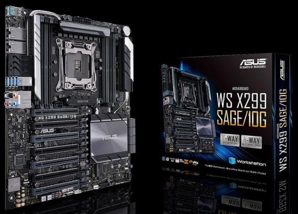 ASUS WS X299 SAGE10G
