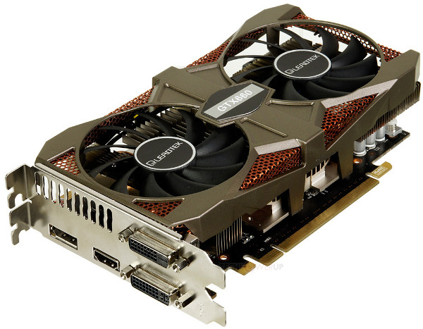Leadtek WinFast GeForce GTX 660 Hurricane II