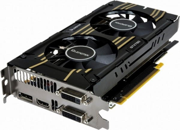 Leadtek WinFast GeForce GTX 760 Hurricane 4 GB
