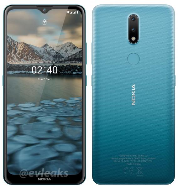 Nokia 2.4, Nokia Wolverine