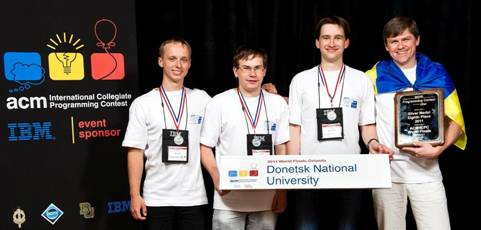 World Finals ACM ICPC 2011