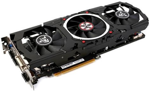 iGame GTX 1060 X-TOP-3G