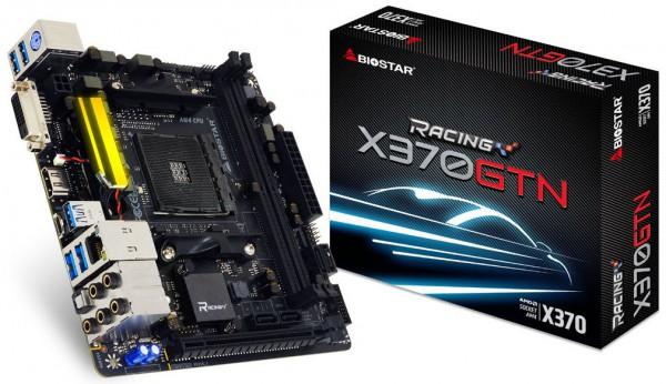 Biostar X370GTN