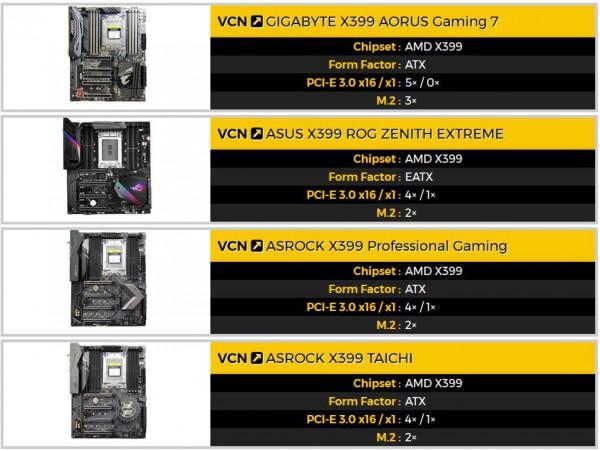 AMD X399