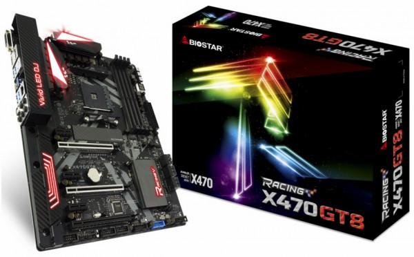Biostar Racing X470GT8