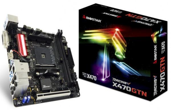 Biostar RACING X470GTN