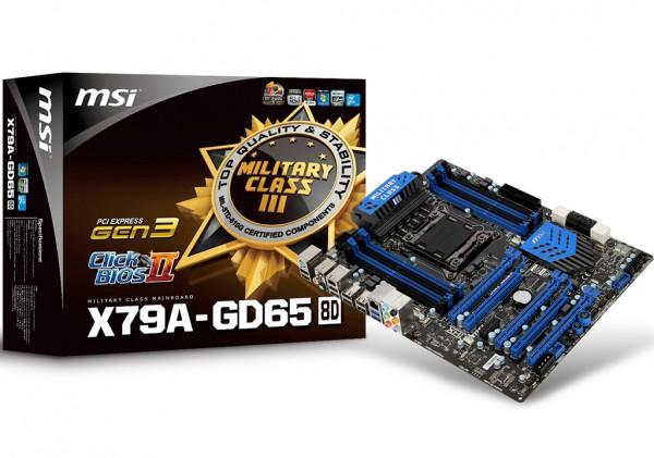 MSI X79A-GD65 (8D)