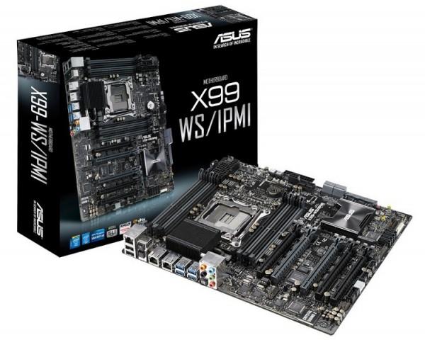 ASUS X99-WSIPMI