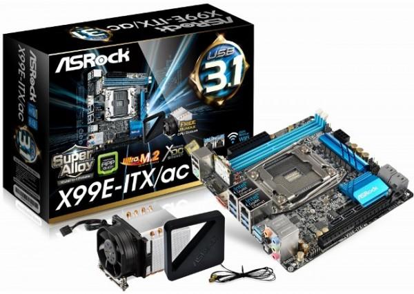 ASRock X99E-ITXac