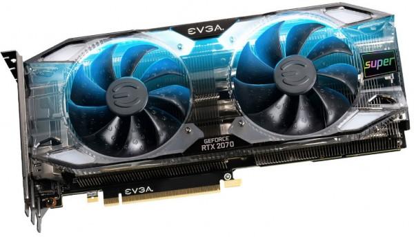 EVGA GeForce RTX 2070 SUPER XC Ultra+