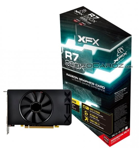 XFX Radeon R7 260X