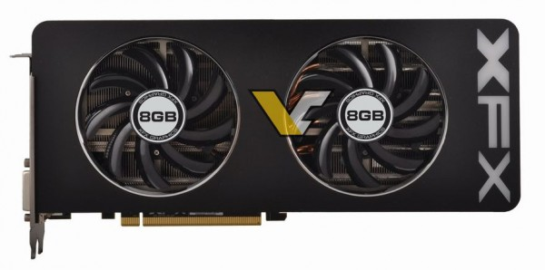 XFX Radeon R9 290X Double Dissipation 8GB