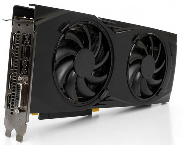 XFX Radeon RX 480 Double Dissipation