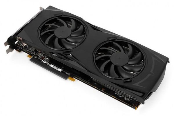 XFX, Radeon RX 480 Double Dissipation