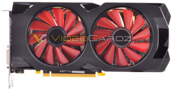 XFX, Radeon RX 580, RX 570