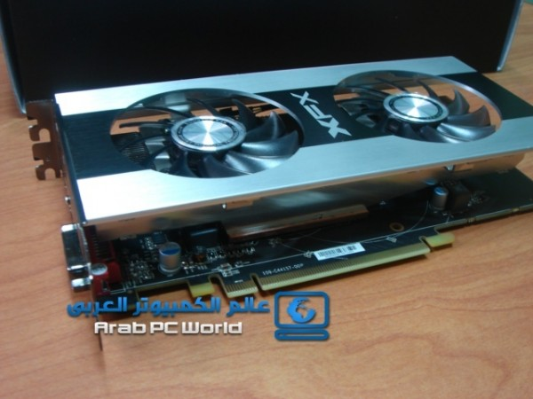 XFX Radeon HD 7770 Double Dissipation Black Edition