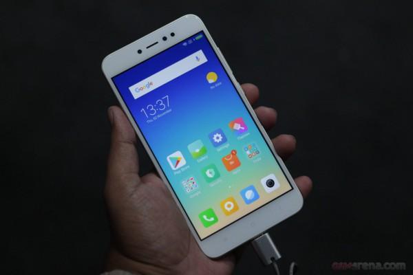 Xiaomi Redmi Y1 и Redmi Y1 Lite