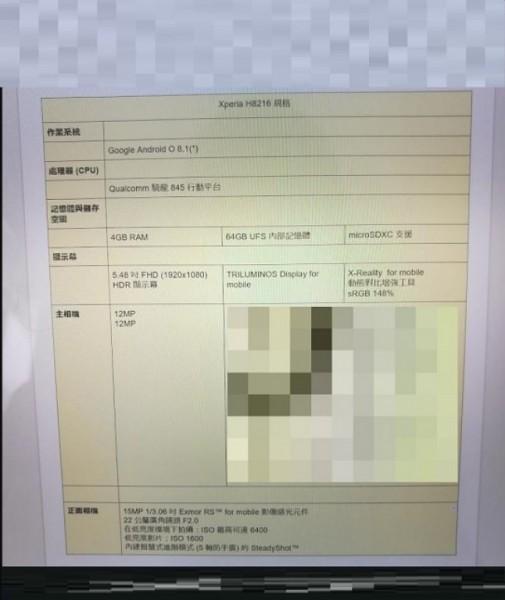 H8216 Sony