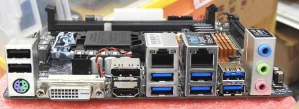 ASRock Z170M-ITXac