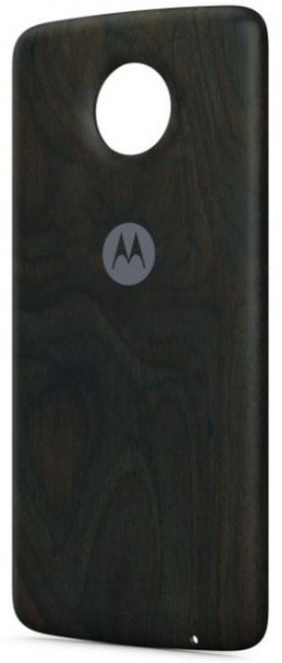 Moto Style Shell with Wireless Charging