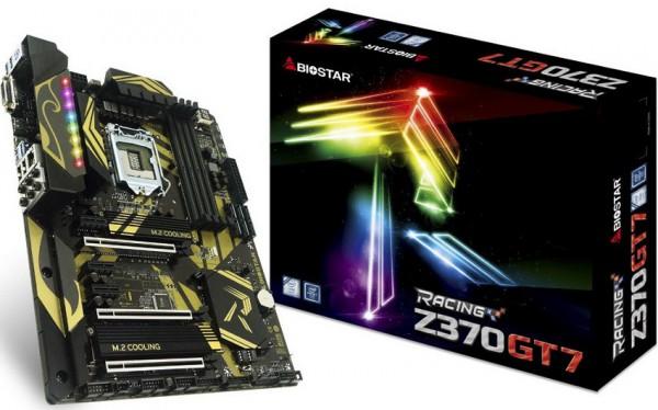 Biostar Z370GT7
