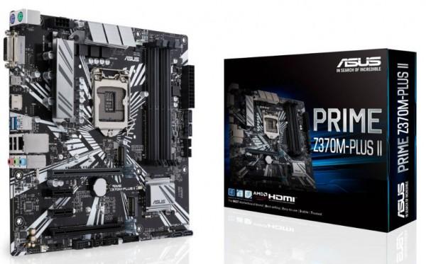 ASUS Prime Z370M-PLUS II