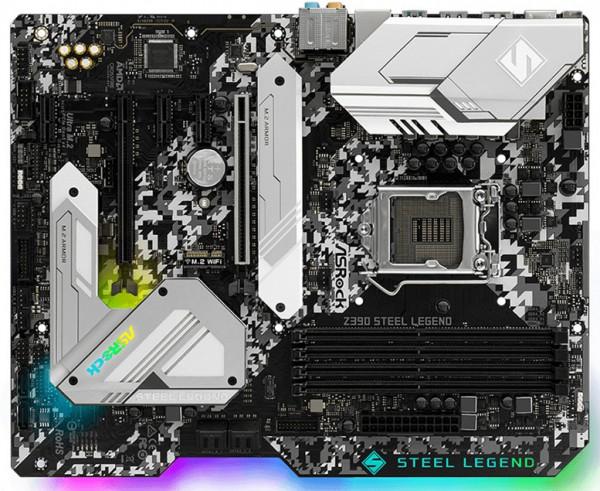 ASRock Z390 Steel Legend