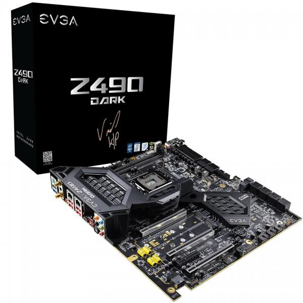 EVGA Z490 DARK KNGPN Edition