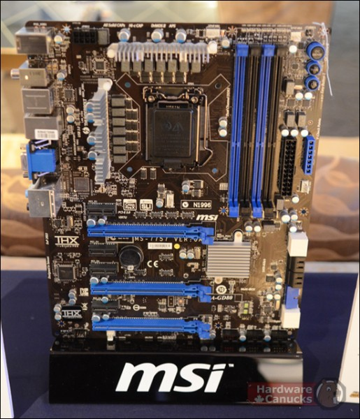 MSI Z77-GD80