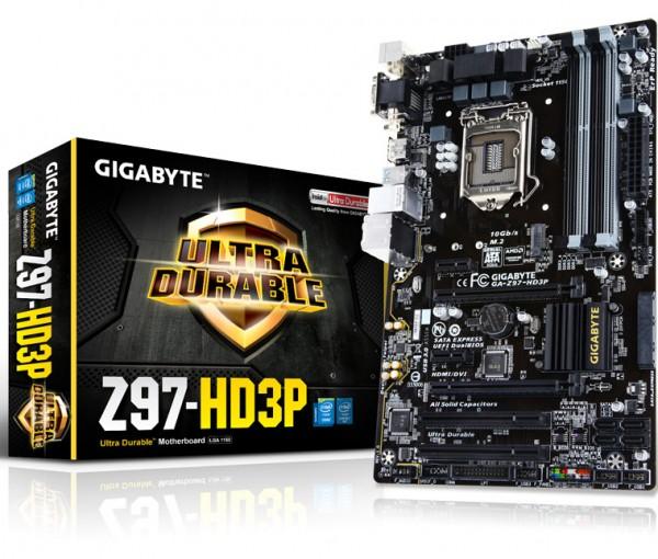 Gigabyte Z97-HD3P