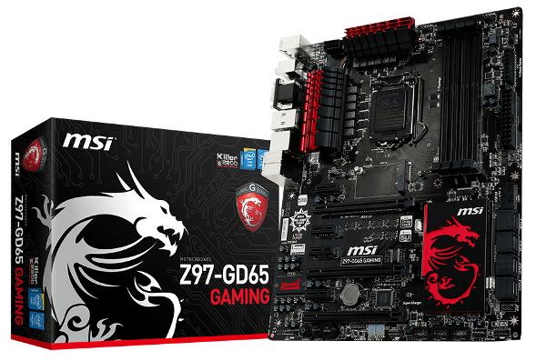 MSI Z97 Gaming GD65