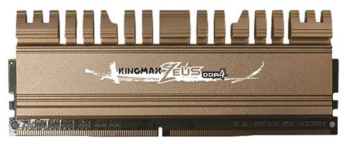 Kingmax ZEUS DDR4 Gaming RAM with HEATSINK