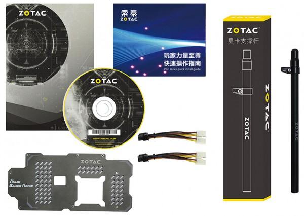 Zotac GeForce GTX 1080 Ti PGF