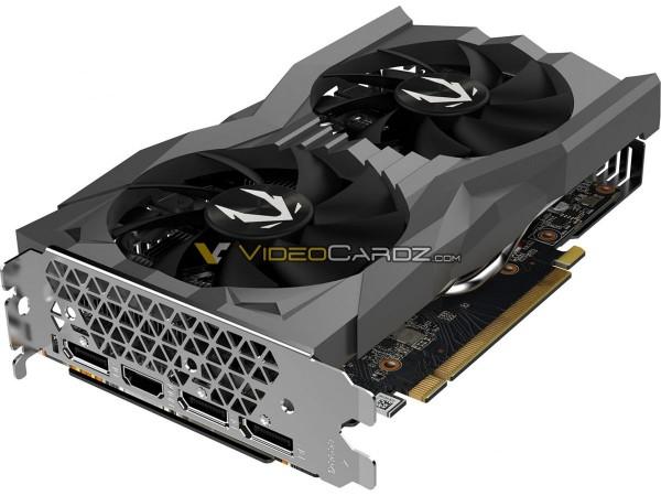 Zotac GeForce GTX 1660 SUPER AMP