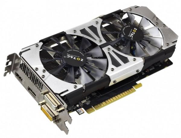 Zotac, GeForce, GTX 750, GTX 750 Ti