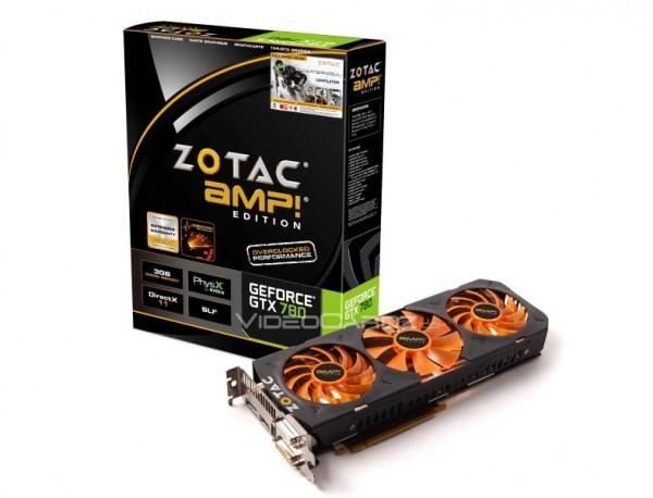 Zotac GeForce GTX 780 AMP! (ZT-70203-10P)