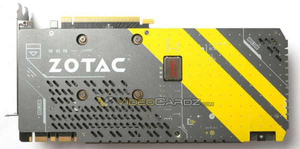 Zotac GeForce GTX 1080 AMP!