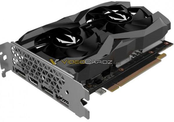 Zotac GeForce GTX 1660 Ti Twin Fan