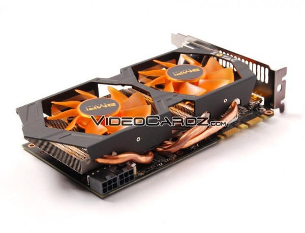 Zotac GeForce GTX 760 AMP! (ZT-402-10P)