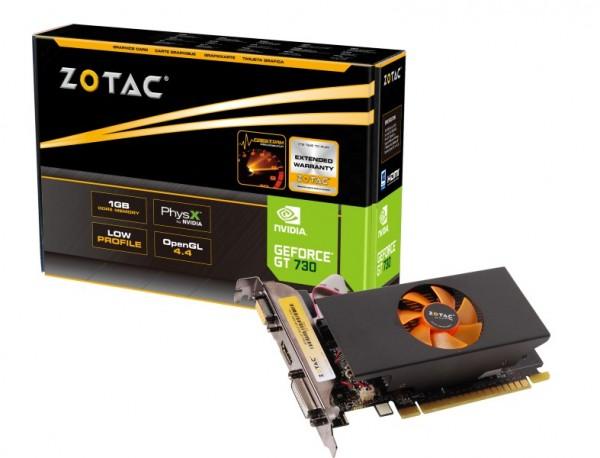 Zotac GeForce GT 730 (ZT-71102-10L)
