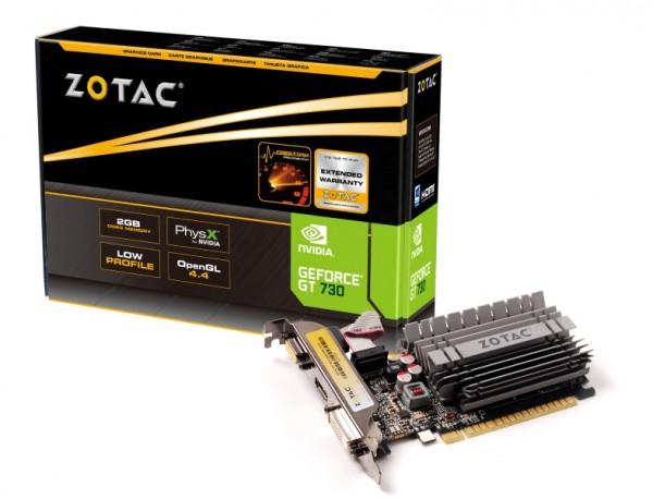 Zotac GeForce GT 730 (ZT-71105-10L)