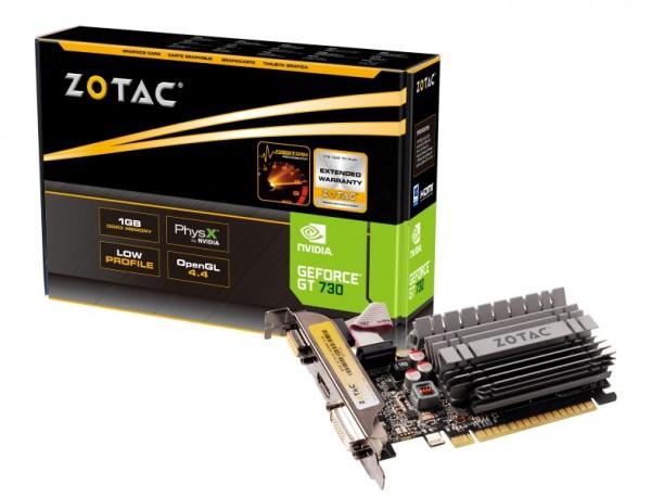 Zotac GeForce GT 730 (ZT-71106-10L)